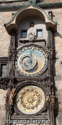 Prague Astronomical Clock, the Orloj
